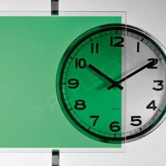 Mint green color film
