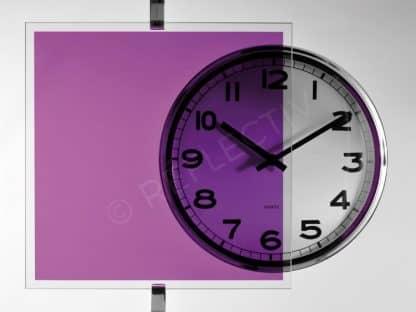 Violet color film