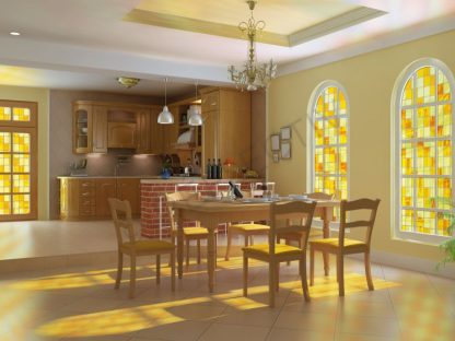 Yellow Stained Glass VTJ 310