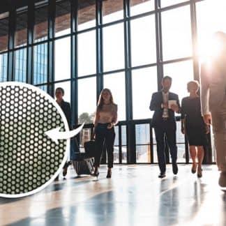 EXT-600-Micro-dots-zonwerende-folie