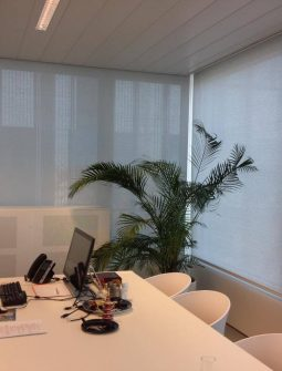 Stores & Blinds in offices