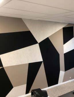 BuzziFelt wall covering