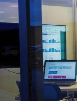 Solar Screen data jammer film