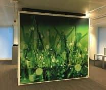 Digital Wall print